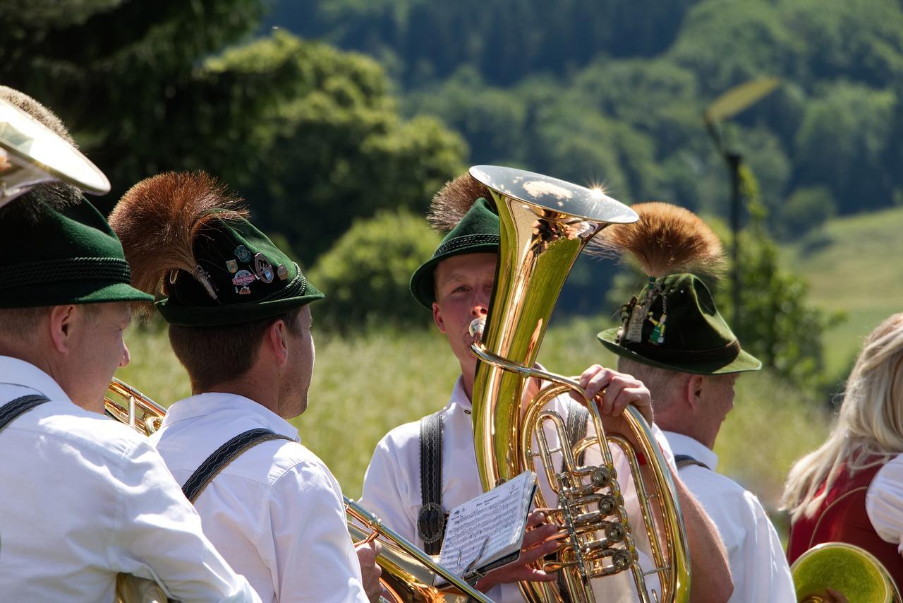Volksmusik verbindet alle Generationen